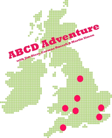 ABCD Adventure map