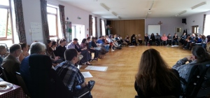 Photo - Barnwood Trust - An afternoon of sharing and inspiring stories