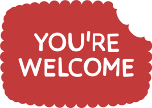 You're Welcome Logo